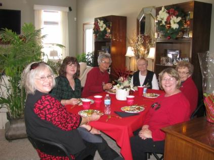WVSS annual picnic held indoors due to rain